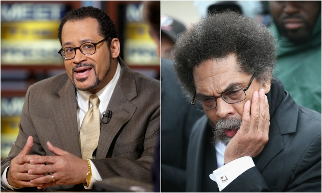 The Most Emotional & Revealing Reads From Michael Eric Dyson's Ether Of Cornel West