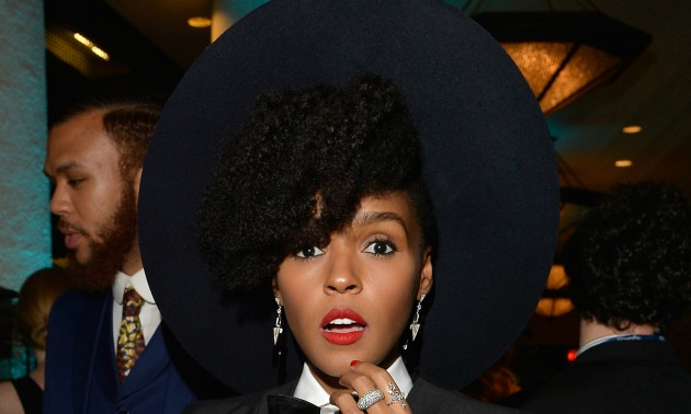 Since When Does Janelle Monae Have To Sing About Areolas & Bending Over?