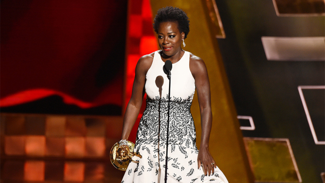 """The only thing that separates women of color from anyone else is opportunity."" – Harriet Tubman, By Way Of Viola Davis"